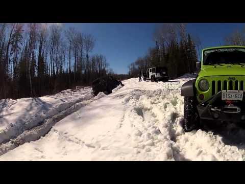 Jeep JK on 37