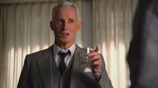 Best of Mad men's Roger Sterling part 1