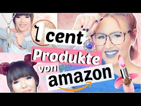 10 Produkte für 1 CENT von Amazon 😍 | ViktoriaSarina