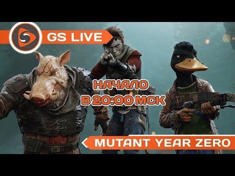 Mutant Year Zero: