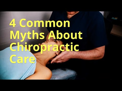 4 Common Myths About Chiropractic Care - Your Charlotte Chiropractor Explains