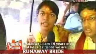 Chiranjeevi's daughter elopes, ties knot