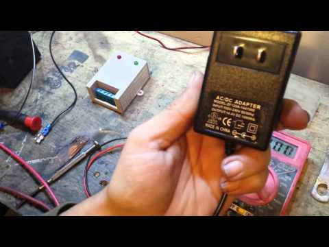 Using solar charge controller with wall power