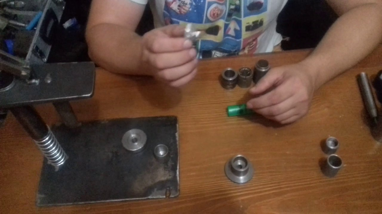 Снаряжение патронов своими руками фото 118