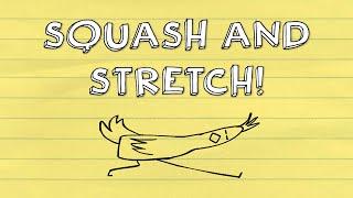 Squash and Stretch | Pencilmation Tutorial #5