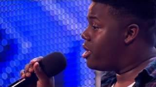 Paije Richardson's X Factor Audition (Full Version)