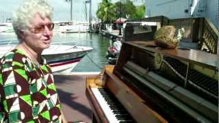 "Barry Cuda ""worlds greatest Piano Player"" - State Street Special - Key West"