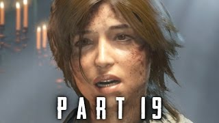 Rise of the Tomb Raider Walkthrough Gameplay Part 19 - Army (2015)