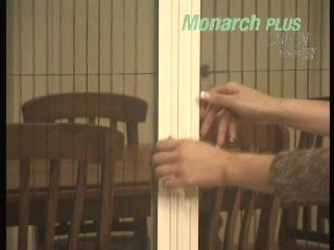 Monarch Plus Retractable Insect Screen For Bi Fold Doors