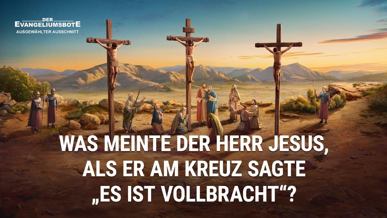 Christlicher Film | Der Evangeliumsbote Clip 1