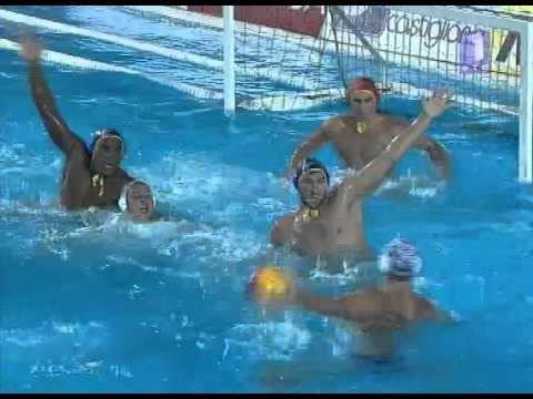 2009 Water Polo World Championship Rome Final Serbia - Spain