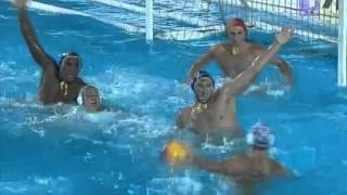 2009 Water Polo World Championship Rome Final Serbia - Spain