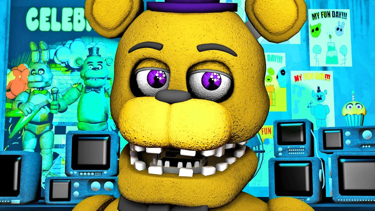 five nights at freddy's gmod game | Gameswalls org