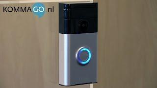 Ring WiFi Video Deurbel Productbespreking