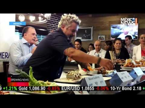 Guy Fieri's Kitchen & Bar in Cancun