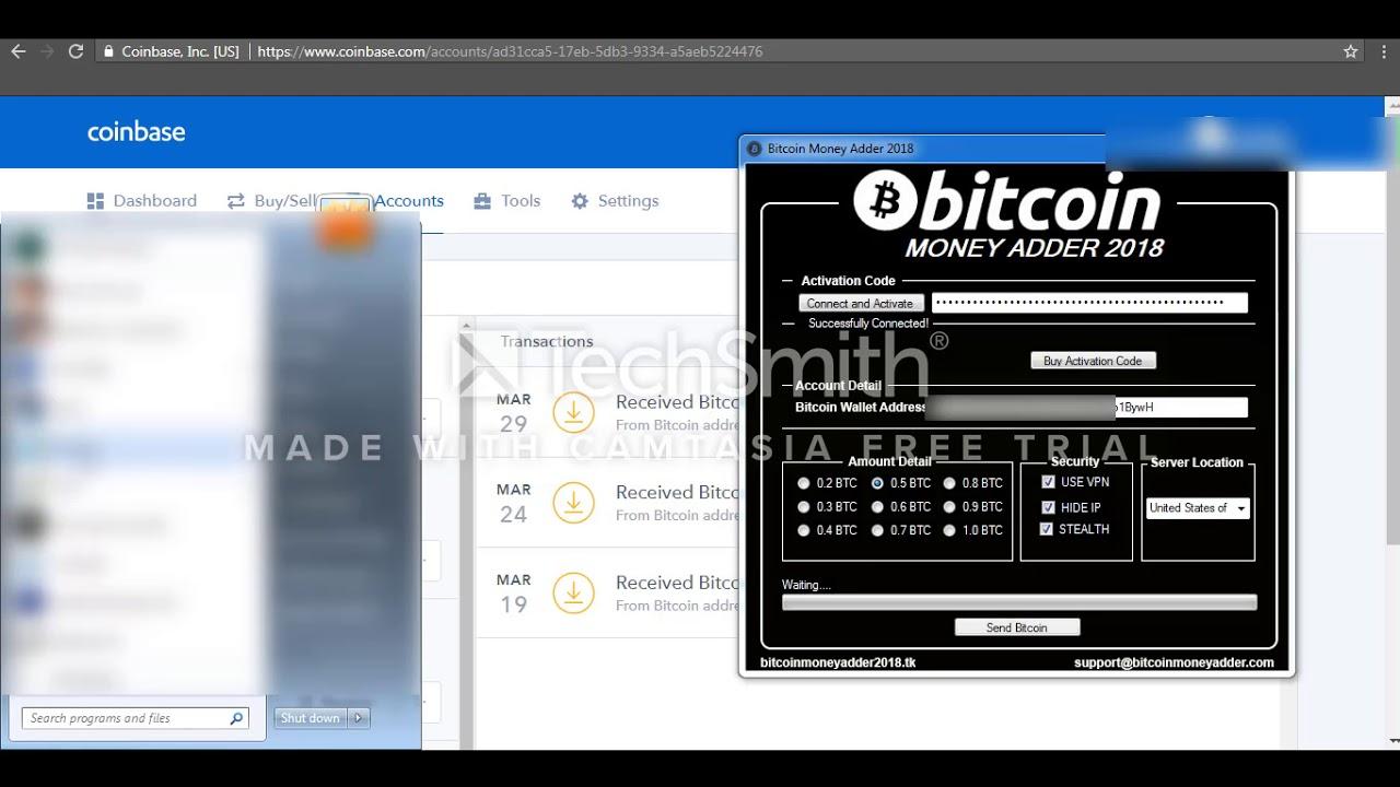 bitcoin money adder letöltés