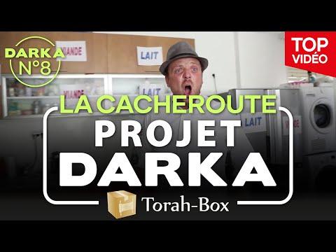 Projet Darka n°8 - La Cacheroute