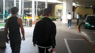 Sasha Arrives Home to LA 3-30-12 Thumbnail