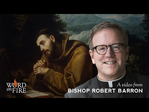 Bishop Barron Comments on Prayer