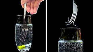 25+ SCIENCE EXPERIMENTS YOU WILL NOT BELIEVE YOUR EYES