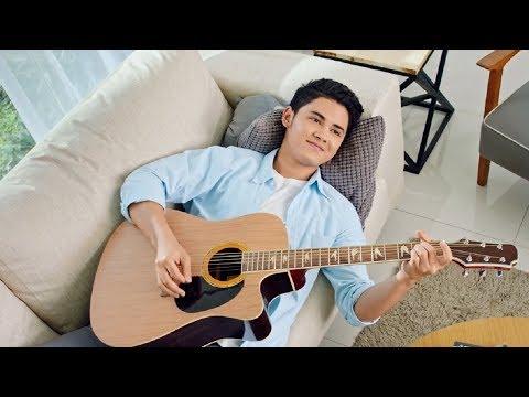 Iklan Ajinomoto - Playing Guitar, Aliando Syarief & Haruka Nakagawa 30sec (2017)
