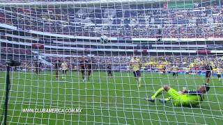 América 3-1 Santos Homenaje a Chucho Benítez