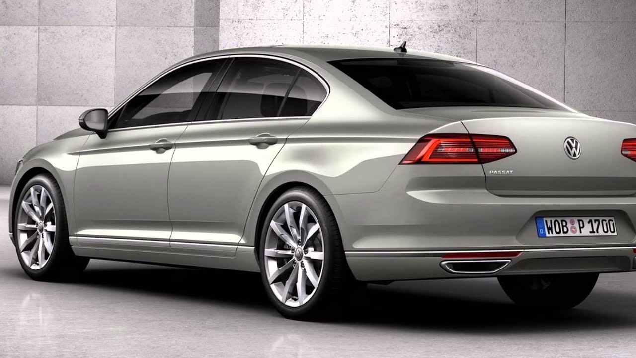 2017 vw passat review youtube. Black Bedroom Furniture Sets. Home Design Ideas