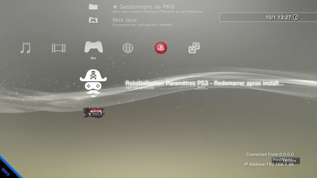 PS3 PKG TÉLÉCHARGER GESTIONNAIRE