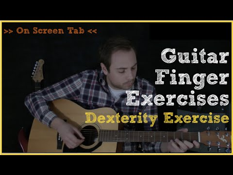 guitar finger exercises 39 the spider 39 finger exercise guitar dexterity exercise youtube. Black Bedroom Furniture Sets. Home Design Ideas