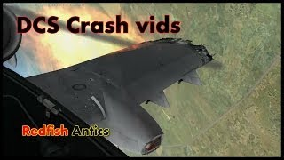 dcs crashes compilation 2013 part 2 aef 161 squadron