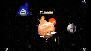 One Awesome Strike! - Angry Birds Star Wars