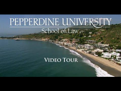 Tour Pepperdine School of Law