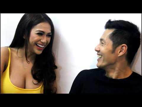Behind the scene photo shoot Rheana Adisty Sagami Idol November 2018 x Sagami condom thumbnail