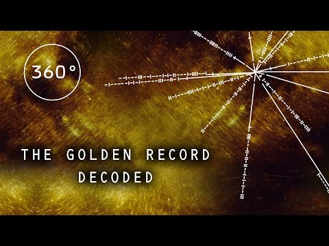 The Golden Record Decoded (360 Video) Mp3