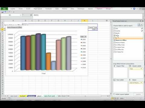 Excel apps for non-profit organizations