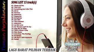 Kumpulan Lagu Barat 2018 Pilihan - Teman Perjalanan
