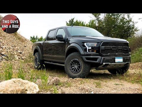 Ford Raptor Off Road Extreme Test