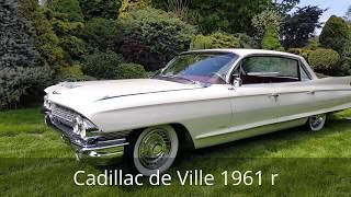 Cadillac de Ville _BIAŁY -okiem ślubnym