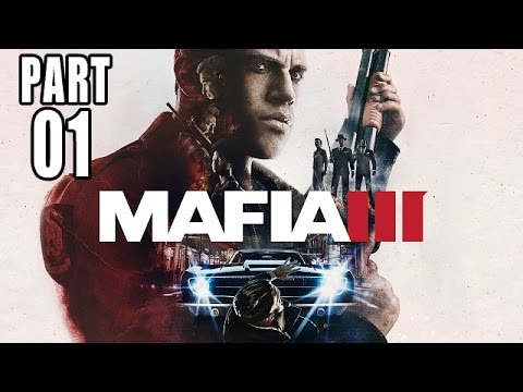 Mafia 3 Gameplay German PS4 - Lets Play Mafia 3 Deutsch Walkthrough DerSorbus