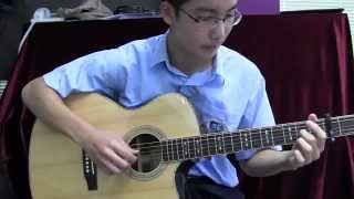 Adele - Someone one like you - Guitar Solo Fingerstyle