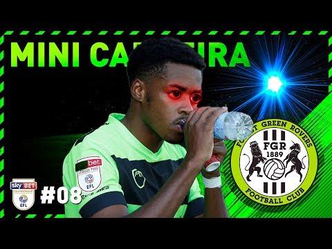 DEMISSÃO, CRISE NA BASE E MILAGRE AO CONTRÁRIO! | Mini Carreira Forest Green #08 | FIFA 19