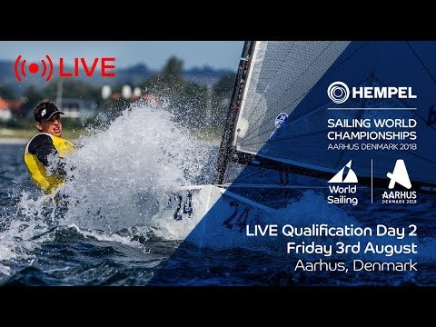 LIVE Sailing  Hempel Sailing World Championships  Qualification Day 2