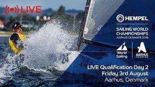 LIVE Sailing   Hempel Sailing World Championships   Qualification Day 2 thumbnail