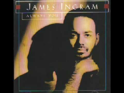 JAMES INGRAM - LET ME LOVE YOU THIS WAY