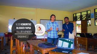Perjalanan Blogger Papua Ke Kampung Taja (Bagian 2/Final)