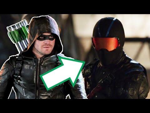 Who is Vigilante? - Arrow Season 5