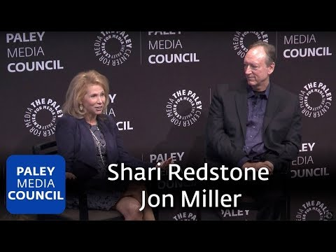 """Highlights from """"A Conversation with Shari Redstone and Jon Miller"""""""