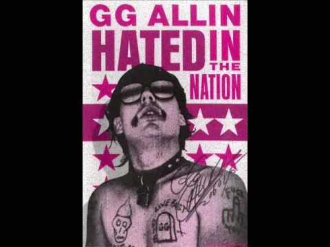 Gg Allin - No Rules