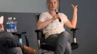 iW VIDEO: Julie Delpy at Apple Store Soho