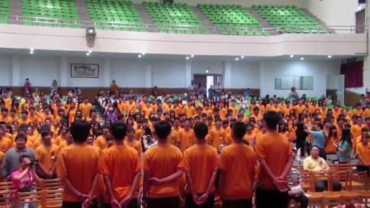大觀國中第10屆畢業歌1 風中的羽翼 - YouTube